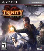 TRINITY:Souls of Zill O'll dvd cover