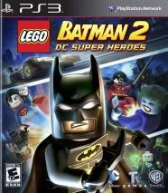 LEGO Batman 2: DC Super Heroes cd cover