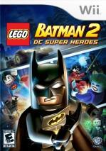 LEGO Batman 2: DC Super Heroes dvd cover