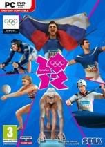 London 2012 - The Official Video Game of the Olympic Games dvd cover