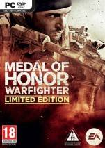 Medal of Honor Warfighter cd cover