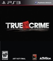 True Crime cd cover
