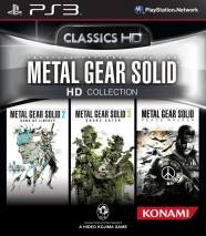 Metal Gear Solid HD Collection cd cover