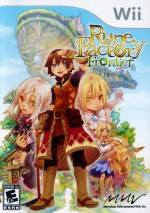 Rune Factory Frontier dvd cover