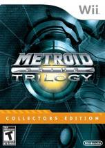 Metroid Prime Trilogy dvd cover