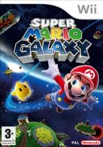 Super Mario Galaxy dvd cover