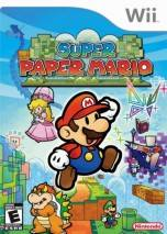 Super Paper Mario dvd cover