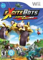 Excitebots: Trick Racing dvd cover