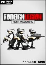 Foreign Legion: Multi Massacre dvd cover