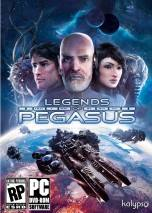 Legends of Pegasus dvd cover
