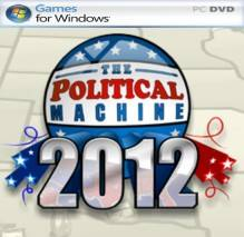 The Political Machine 2012 dvd cover