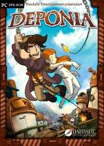 Deponia dvd cover