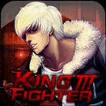 King Fighter III Cover