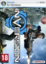 Inversion dvd cover