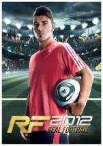 Real Football 2012 dvd cover