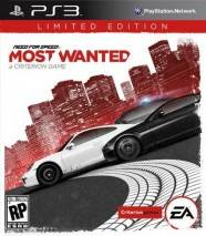 Need for Speed Most Wanted cd cover