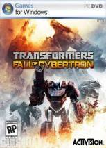 Transformers: Fall of Cybertron Cover