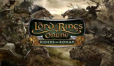 Lord of the Rings Online: Riders of Rohan dvd cover