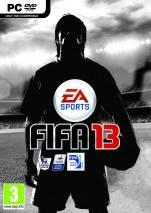 FIFA Soccer 13 dvd cover