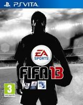 FIFA Soccer 13 dvd cover 