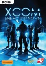 XCOM: Enemy Unknown dvd cover