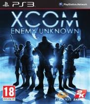  XCOM: Enemy Unknown cd cover 