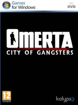 Omerta: City of Gangsters dvd cover