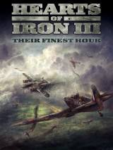 Hearts of Iron III: Their Finest Hour poster 