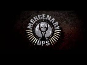 Mercenary Ops dvd cover