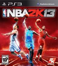 NBA 2K13 dvd cover