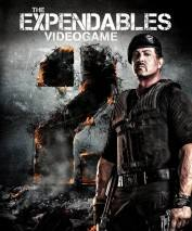 The Expendables 2 Videogame dvd cover