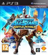 PlayStation All-Stars Battle Royale cd cover