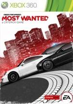 Need for Speed Most Wanted (Criterion) dvd cover