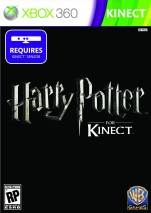 Harry Potter for Kinect dvd cover