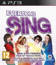 Everyone Sing cd cover