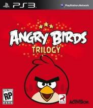 Angry Birds Trilogy cd cover 