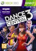 Dance Central 3 dvd cover