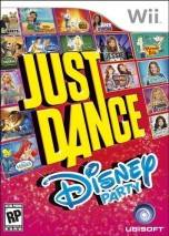 Just Dance: Disney Party dvd cover