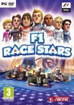 F1 Race Stars dvd cover