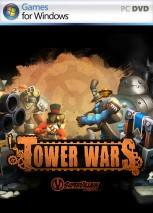 Tower Wars dvd cover