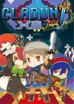 ClaDun x2 dvd cover