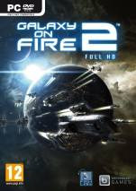 Galaxy On Fire 2 Full HD poster