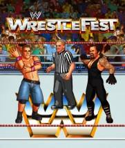WWE WrestleFest dvd cover