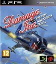 Damage Inc.: Pacific Squadron WWII  dvd cover