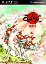 Okami HD dvd cover