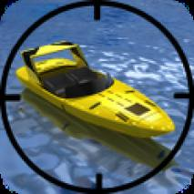 SpeedBoat Shooting dvd cover