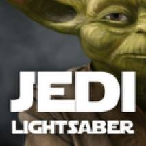 Jedi Lightsaber Star Warrior Cover