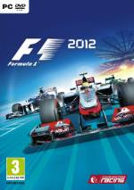 F1 2012 dvd cover
