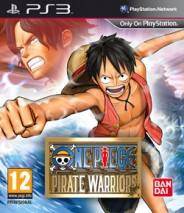 One Piece: Pirate Warriors dvd cover