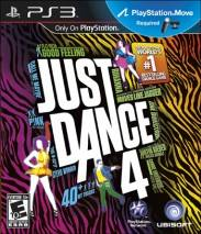 Just Dance 4 cd cover 